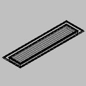 Holyoake Linear Diffusers - LD-1215 by Holyoake Industries