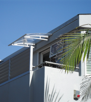 Canopy Awnings By Luxaflex