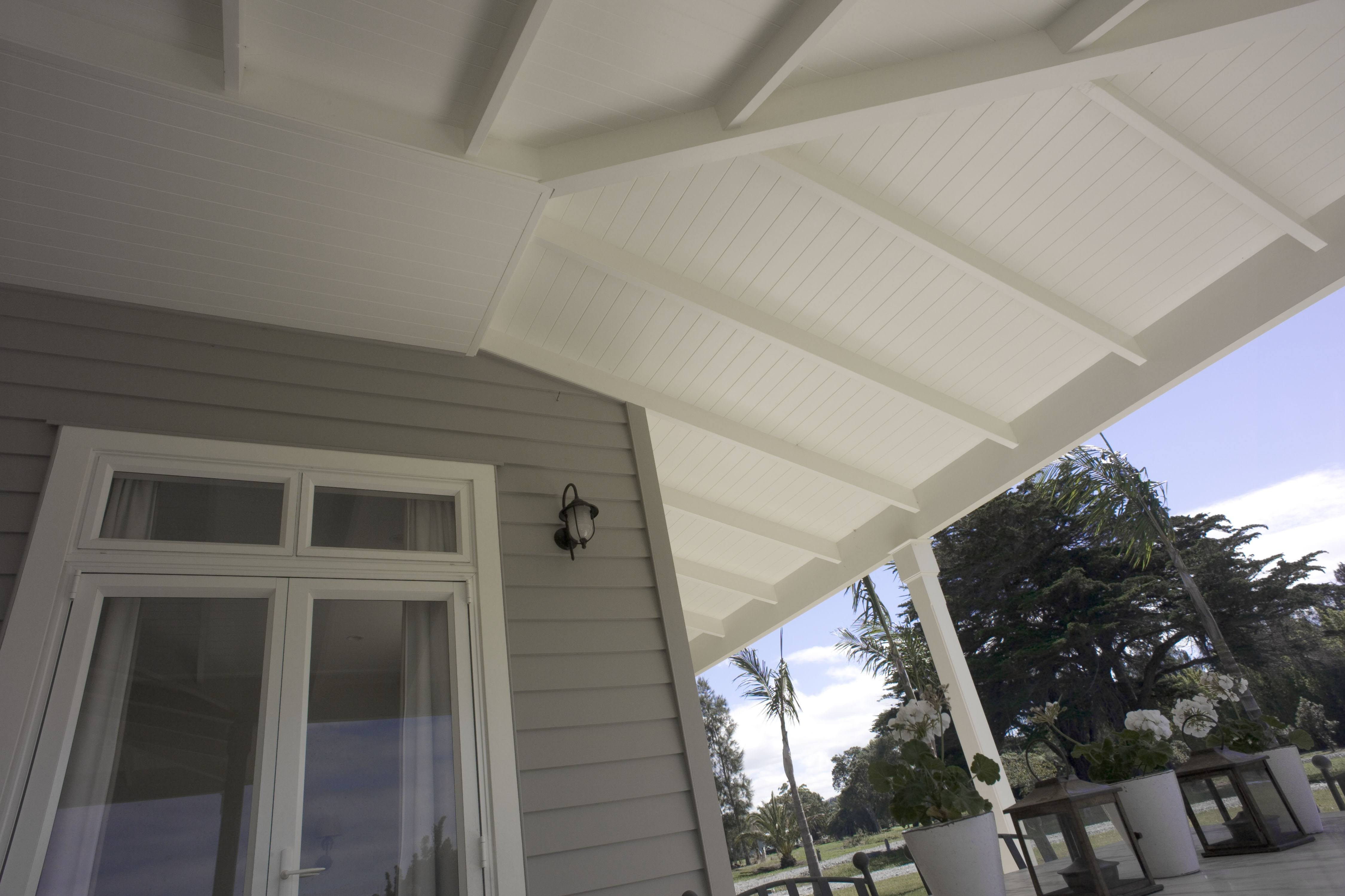 Hardiegroove Soffit Lining By James Hardie