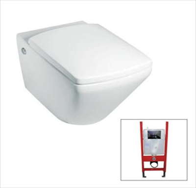 EscaleR Wall Hung Toilet Suite By Kohler