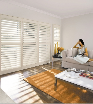Luxaflex Countrywood Timber Shutters by Luxaflex