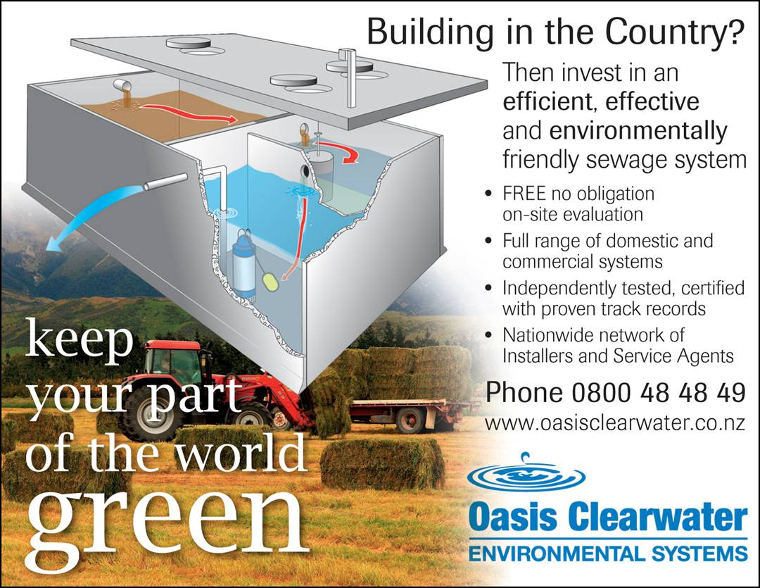 Oasis Clearwater Septic Systems By Dwaynn Hannah