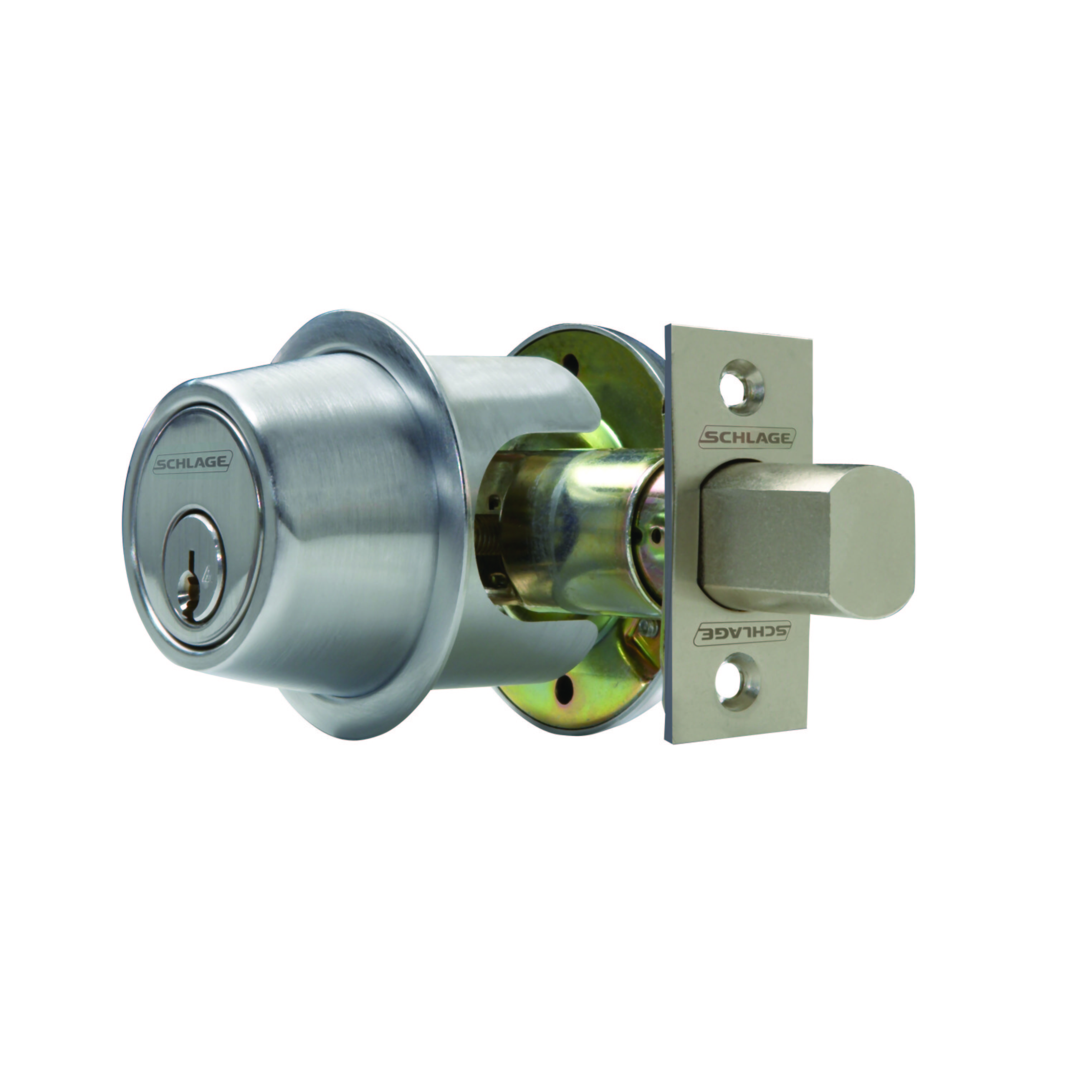 Schlage B500 Series Deadbolts By Allegion