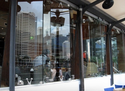 Austvision Slydstack Door System By Metro Performance Glass