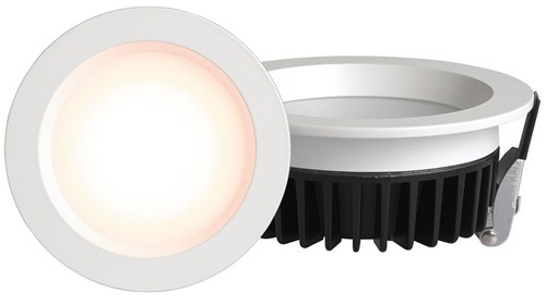 Hpm Dls Ip44 10w Dimmable Sealed Led Downlights Kits By