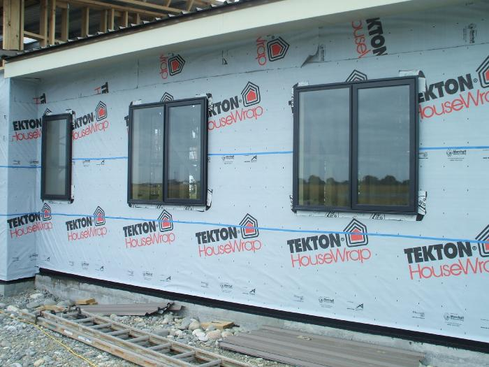 Tekton House Wrap by Marshall Innovations