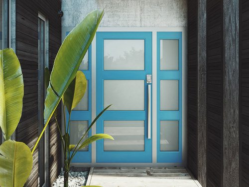 & Fairview entry doors by Fairview