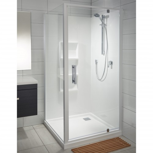 Soul Acrylic Wall Shower By Athena Bathrooms