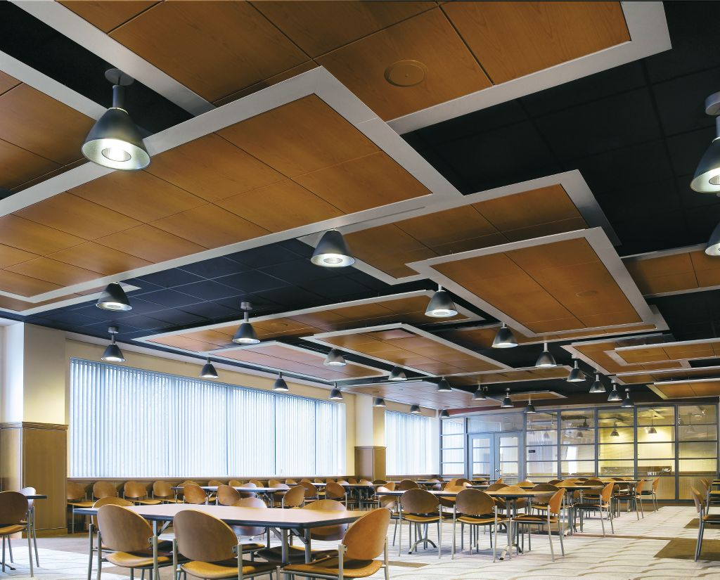 Armstrong MetalWorks Ceiling Solutions by Forman Building Systems