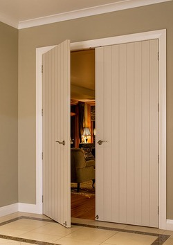 Grooved Panel Interior Doors - Group One & Superior Doors products in Productspec pezcame.com